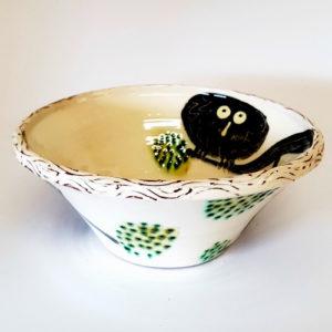 Keramikskål
